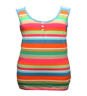 Etnies Skateboard Women's Tank Top Copacabana