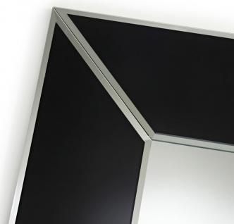 Casa Padrino Luxus Spiegel Schwarz 90 x H. 90 cm - Luxus Möbel & Accessoires - Vorschau 2