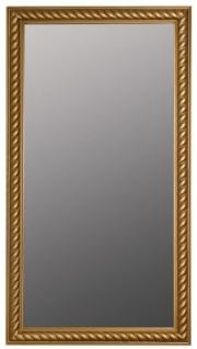 Casa Padrino Barock Wohnzimmer Spiegel / Wandspiegel Antik Gold 72 x H. 132 cm - Barockmöbel