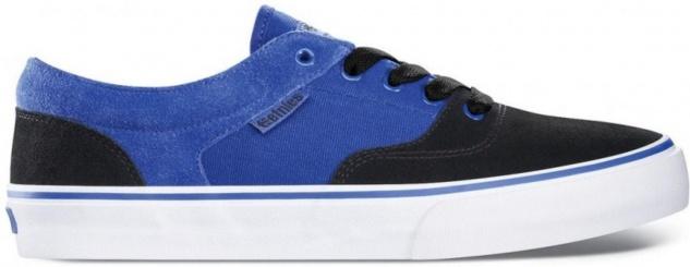 Etnies Skateboard Schuhe Fairfax Black/Blue/White