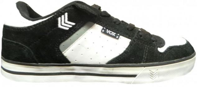 Vox Skateboard Schuhe Aultz Black White 1 B Ware