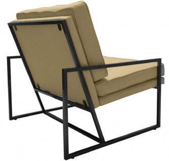 Casa Padrino Luxus Sessel 85 x 89 x H. 78 cm - Verschiedene Farben - Luxus Möbel - Vorschau 4