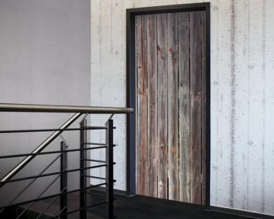 Tür 2.0 XXL Wallpaper für Türen 20018 Bayern - selbstklebend- Blickfang für Ihr zu Hause - Tür Aufkleber Tapete Fototapete FotoTür 2.0 XXL Vintage Antik Stil Retro Wallpaper Fototapete