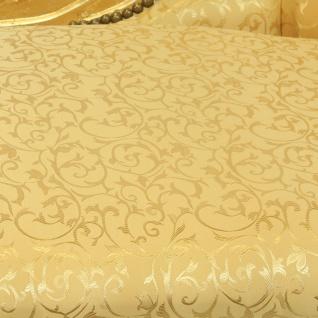 Casa Padrino Barock Chaiselongue Gold Muster / Gold - Barock Möbel - Recamiere Liege - Vorschau 3