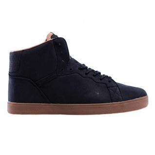 Osiris Skateboard Schuhe Grounds Black/Nat/Gum