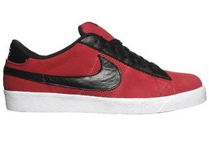Nike Blazer Low Premium Varsity Red/Black