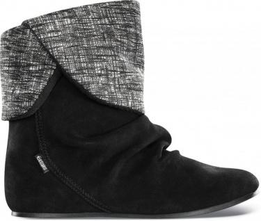 Etnies Skateboard Women Stiefel / Schuhe Dakota Black/Black/Silver