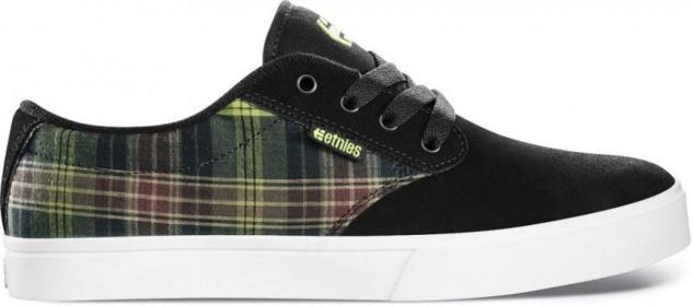Etnies Skateboard Schuhe Jameson 2 Black Lime