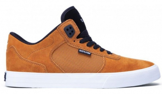 SUPRA Skateboard Schuhe Ellington Vulc Cathayspice Black White