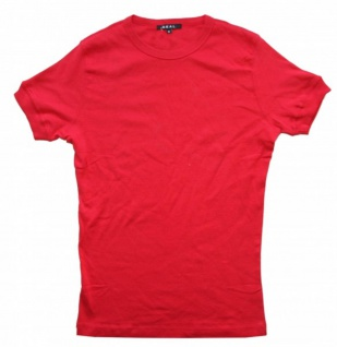 D.E.A.L Skateboard T-Shirt Red - Vorschau