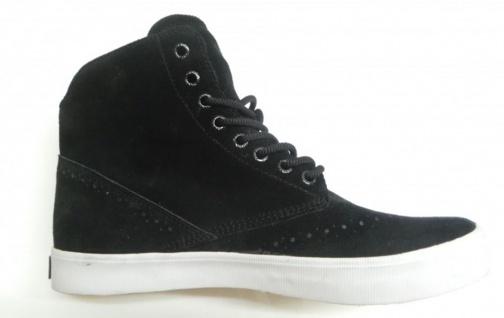 SUPRA Skateboard Skateboard Skateboard Boots Black/White Verschleißfeste billige Schuhe 70b218