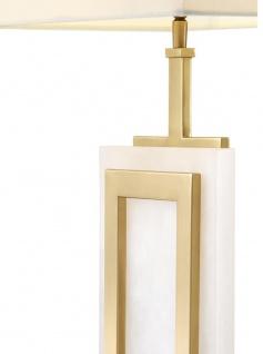 Casa Padrino Luxus Tischleuchte 23, 5 x 41 x H. 77, 5 cm - Designer Lampe - Vorschau 3