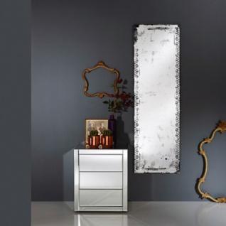 Casa Padrino Art Deco Vintage Wandspiegel Antik Stil 47 x 153 cm - Vorschau 3