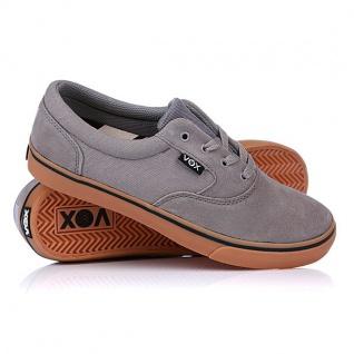 Vox Skateboard Schuhe Kruzer Grau/Schwarz Grau/Schwarz Grau/Schwarz 51f0e7
