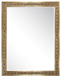 Casa Padrino Barock Spiegel / Wandspiegel Gold 70 x H. 100 cm - Barockmöbel