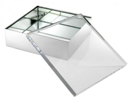 Casa Padrino Designer Box mit Deckel - Luxus Dekoration - Vorschau 2