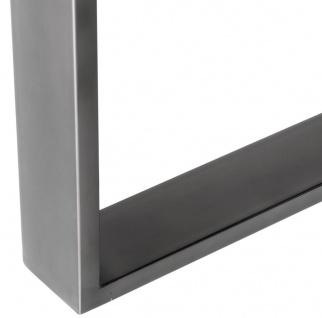 Casa Padrino Luxus Esstisch Schwarz 250 x 110 x H. 75 cm - Esszimmermöbel - Vorschau 4