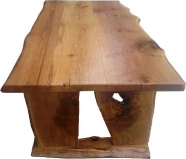 Esstisch eiche rustikal  Casa Padrino Vintage Esstisch Eiche Rustikal Massiv 200 x 100 cm Mod TR2 -  Landhaus Stil Tisch massives Eichenholz