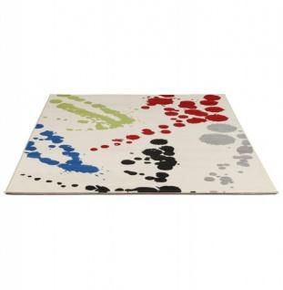 Casa Padrino Designer Teppich 160 x 230 cm Bunte Muster - Läufer - Vorschau 4