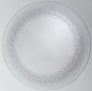 Casa Padrino Luxus Spiegel / Wandspiegel Ø 80 cm - Luxus Möbel - Vorschau 1