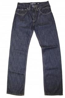 Globe Skateboard Jeans Hose Blue