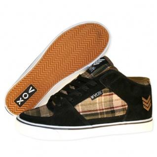 Vox Skateboard Schuhe Hewitt Olive Beer Hunter Black / Olive Hewitt 2b3ebe