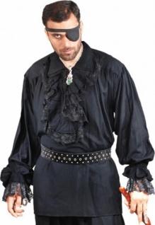 Roberto Cofresi Piraten Shirt - Black