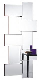 Casa Padrino Luxus Spiegel 76 x H. 171 cm - Designer Wohnzimmer Wandspiegel