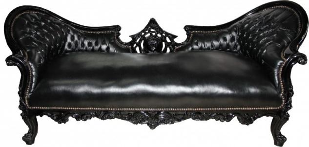 barock couch g nstig sicher kaufen bei yatego. Black Bedroom Furniture Sets. Home Design Ideas