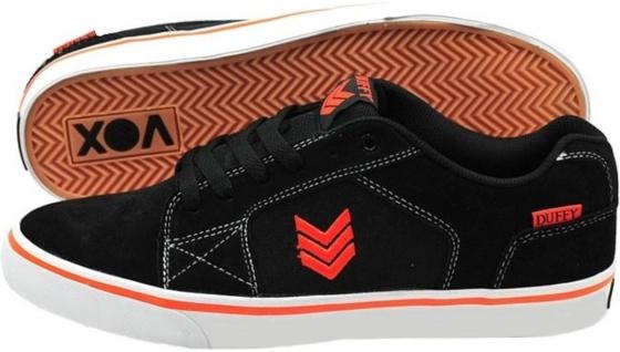 Vox Vox Vox Skateboard Schuhe Duffy schwarz/Orange a0eff6