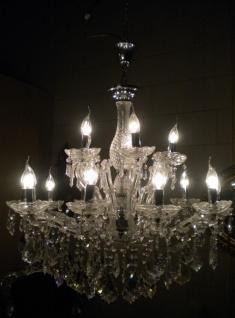Baroque Chandelier Crystal Mod1
