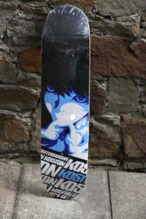 Koston Skateboard Deck Calm 7.75 x 31.75 inch - Lagerware mit leichten Kratzern