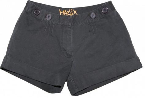 Matix Skateboard Girlie Shorts Black