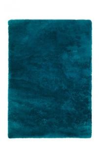 Casa Padrino Designer Teppich Unicolor Türkis - Möbel Teppich