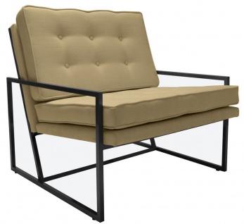Casa Padrino Luxus Sessel 85 x 89 x H. 78 cm - Verschiedene Farben - Luxus Möbel - Vorschau 2