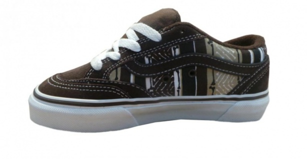 Vans Skateboard Skateboard Skateboard Schuhe Holder Brown/White 1b511c