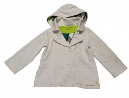 Hurley X Skateboard Girly Hooded Zip Jacke White/Ruspberry - Damen Jacket