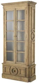 Casa Padrino Luxus Wohnzimmerschrank 113 x 46 x H. 240 cm - Luxus Qualität