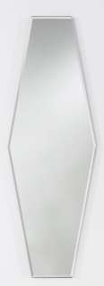 Casa Padrino Designer Spiegel 27 x H. 80 cm - Designer Kollektion
