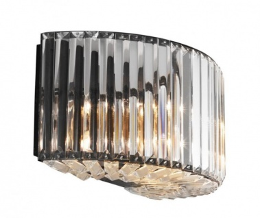 Casa Padrino Luxus Kristallglas Wandleuchte - Luxury Collection