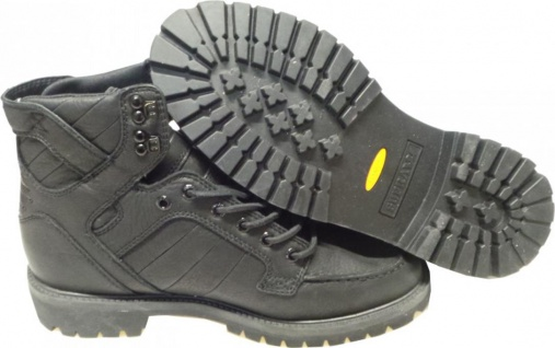 SUPRA Skate Boots Schwarz- Skate Boots