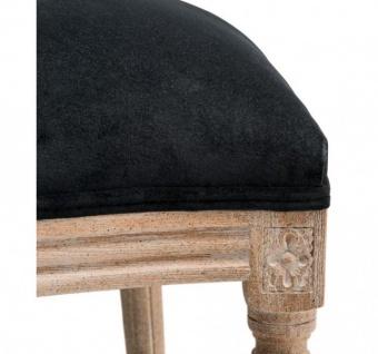 Casa Padrino Luxus Buchenholz Esszimmerstuhl - Luxus Qualität - Vorschau 4
