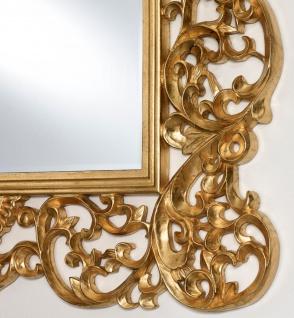 Casa Padrino Barock Spiegel Gold 105 x H. 154 cm - Edel & Prunkvoll - Vorschau 2