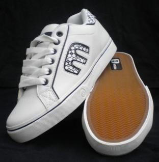 Etnies Skatebaord Vulc Schuhe Calli Vulc Skatebaord Weiß/schwarz EU 37.5 25d33e