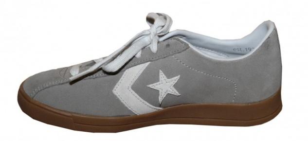 Converse Grey Skateboard Schuhe Trainer Ox Phaeton Gery/Cloud Grey Converse sneakers Shoes Beliebte Schuhe 1885ea