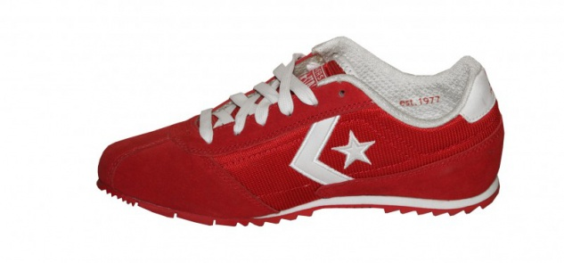 Converse White Skateboard Schuhe Quick Start Ox Red / White Converse Sneakers Shoes Beliebte Schuhe 9e6bc0