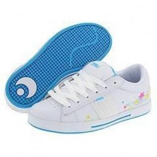 Osiris Skateboard Schuhe Volley Girls White/Multi/Sketchy Stars