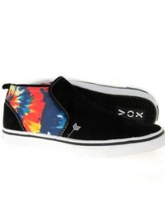 Vox Skateboard Schuhe Modelo Black/Tye-Dye