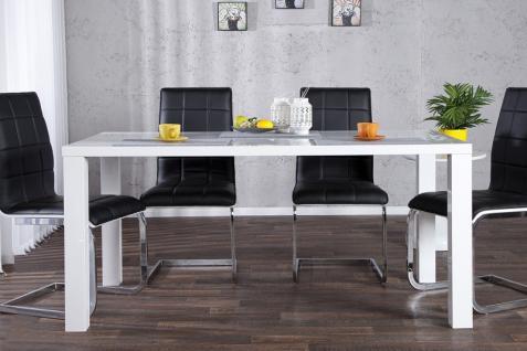 Fabulous Interesting Moderner Design Esstisch Wei Hochglanz Cm Von Casa  Padrino Esszimmer Tisch With Esstisch Wei With Wei Cm With Wei 140