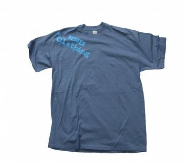 Bensen Clothing Herren Skateboard T-Shirt Sky Blue